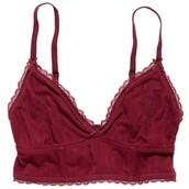underwear,cute,burgundy,bralette,bra,brazzire,lace,lacey bra,lacey bralette,lace bra,lace bralette,indie,hippie,hip,tumblr
