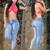 Ripped Skinny Tabbachi Jeans 7239 | Yallure