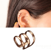 jewels,rose gold earring,earrings