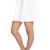 Demi High Waisted Skirt - White