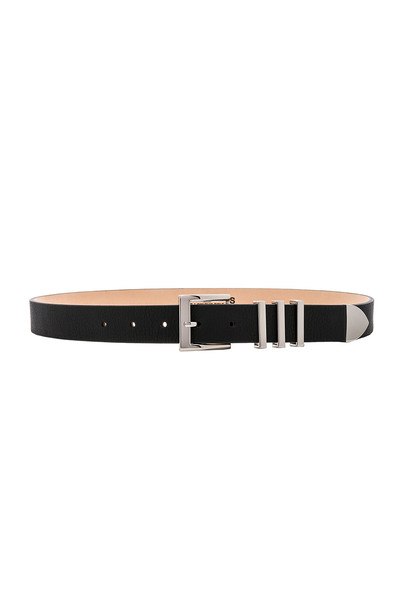 B-Low the Belt Richie Belt in black