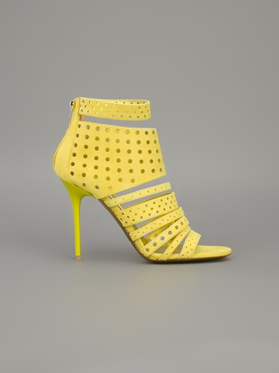 Jimmy Choo 'maira Sue' Sandal - Spk - Farfetch.com