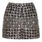 Fully embroidered shorts | moda operandi