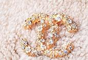 jewels,chanel brooch,chanel,cc brooch,cc brooches,cc logo,cc gloves,cc