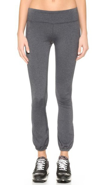 Splits59 Icon Performance Sweatpants - Heather Grey