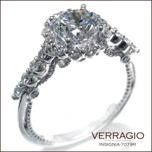 Engagement rings by verragio: insignia