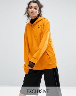 Puma Exclusive To ASOS Statement Oversized Hoodie at asos.com