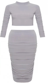 Lima ruched two piece
