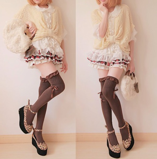 Ulzzang White Shoes