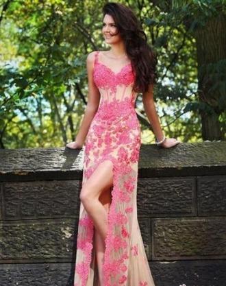 dress elegant dress evening dress