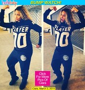 ciara,players shirt,number tee,number,black and white,maternity,strong,sweater
