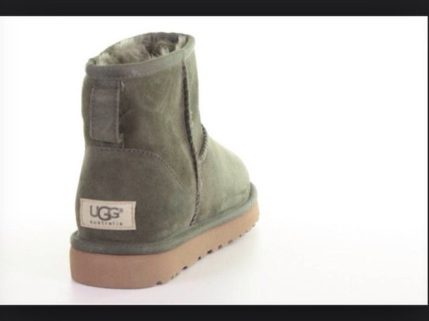 9bb68a53e shoes mini ugg ugg boots low uggs green shoes boots ugg boots ugg boots  winter boots