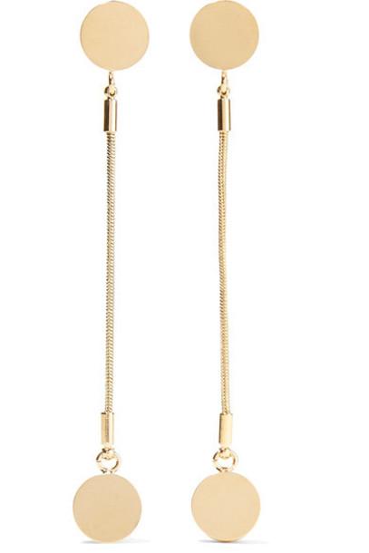 Isabel Marant earrings gold jewels