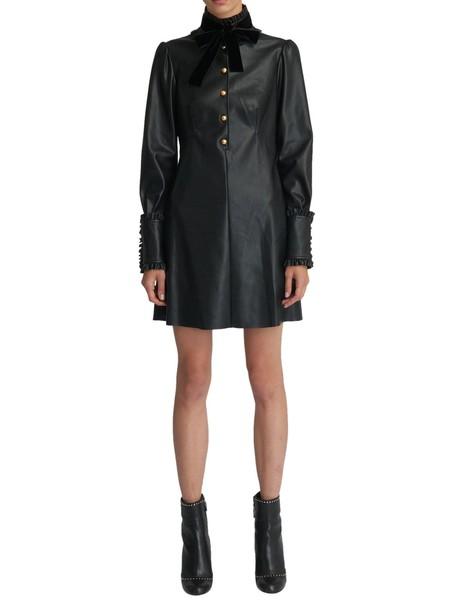 dress leather dress black leather dress leather black black leather