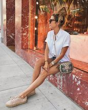 shirt,embroidered,tumblr,white shirt,bag,sneakers,pink sneakers,espadrilles,shoes