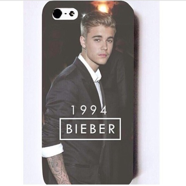 phone cover justin bieber