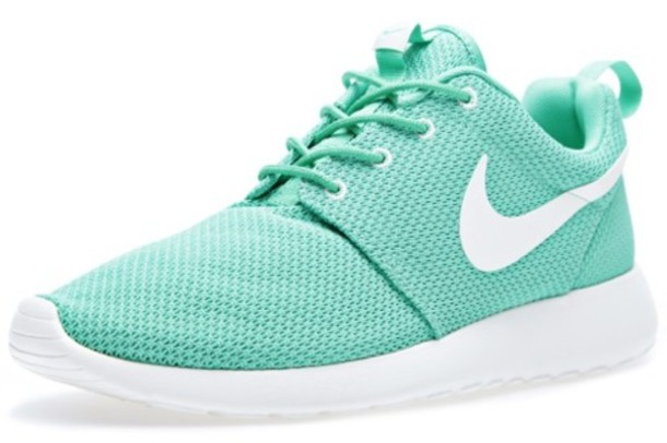 121cb4f0826be ... italy shoes mint nike nike roshe run europe roshe runs mint nike  running shoes earphones roshes