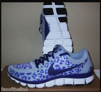 shoes nike shoes leopard print nike running cheetah