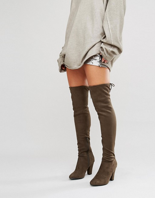 Call it Spring Over the Knee Boots FDHha10dJ