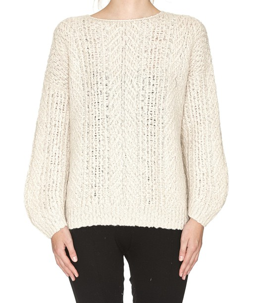 Vince sweater white