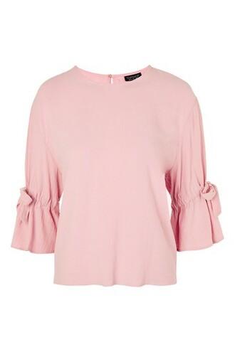 t-shirt shirt casual pink top