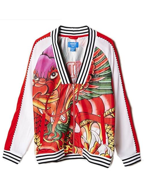 adidas Originals - Dragon TT x Rita Ora Multicolor Selected Sneakers & Streetwear