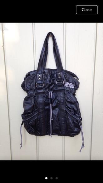 bag black bag volcom