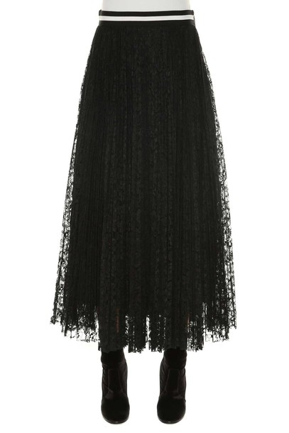 MSGM skirt lace skirt lace
