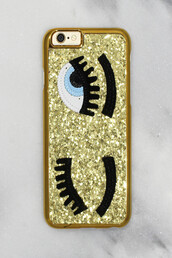 phone cover,gold,fashion,iphone cover,iphone case,cool,trendy,glitter,eyes,free vibrationz,sequins