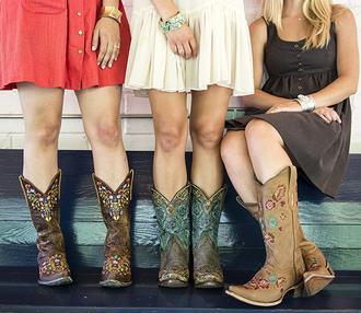 shoes boots cowboy boots