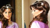 jewels,crystal,turkey hair accessory,head jewels,hair accessory