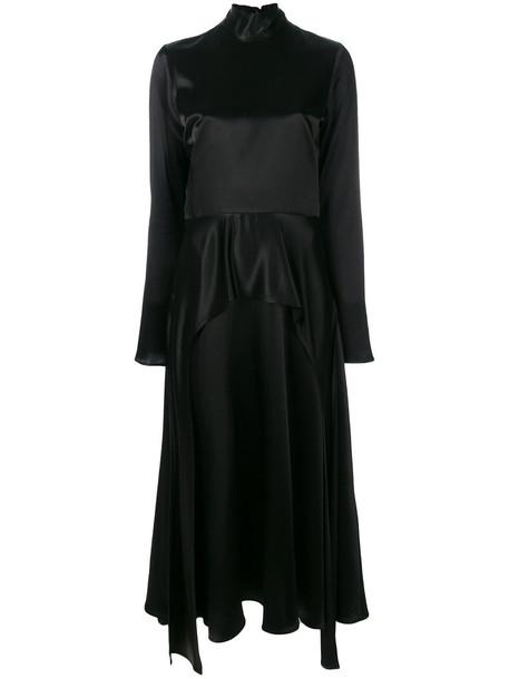 Beaufille dress women spandex black