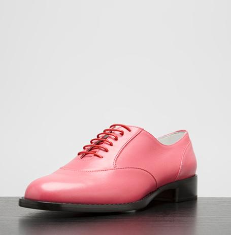 Yohji yamamoto english shoes in pink