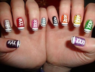 nail accessories nails converse accessory