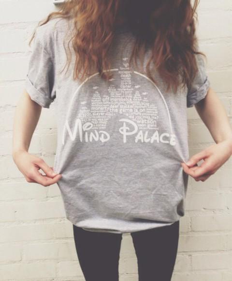 t-shirt oversized t-shirt palace disney castle princess