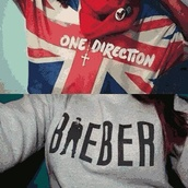 sweater,justin bieber,belieber,sweatshirt,grey sweater,one direction,english sweater,english