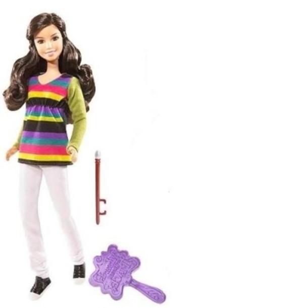 Selena gomez barbie doll car tuning