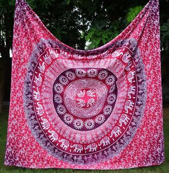 home accessory mandala wall hanging tapestry queen bed cover bedding throw blanket beach towel beach throw pink beach wall decal wall decor home decor cheap tapestries gift ideas hippie tapestry