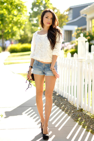 hapa time shoes bag top shorts