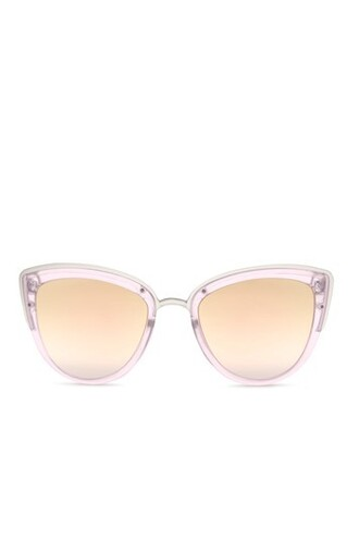 girl sunglasses pink