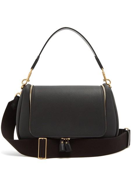 Anya Hindmarch bag shoulder bag leather black