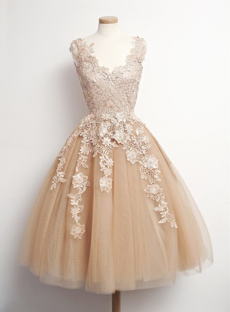 Prom.dress Vintage Style Rose