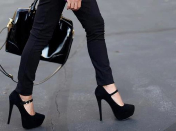 Nice Black High Heels - Shop for Nice Black High Heels on Wheretoget