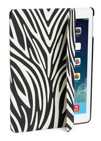 technology ipad case zebra kate spade bag