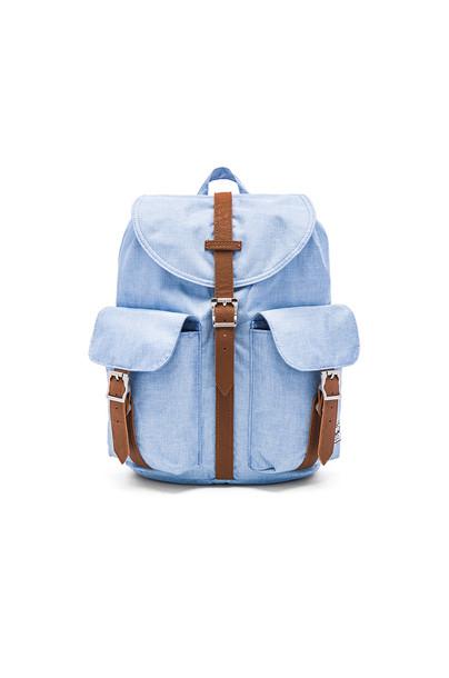 Herschel supply Co. backpack blue