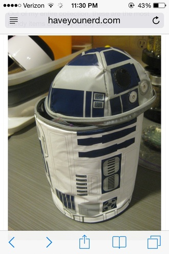 bag star wars fun lunch box vintage home decor kitchen