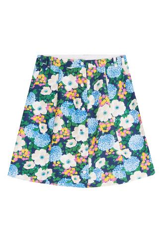skirt printed skirt