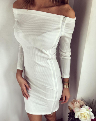 dress black dress boho dress dress corilynn prom dress lace dress off the shoulder off-white off the shoulder dress outfit outfit idea tumblr outfit fall outfits winter outfits cute outfits office outfits date outfit urban outfitters lookbook streetwear streetstyle white white dress white sweater