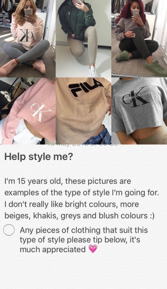 t-shirt dress jumper jeans high waisted jeans sweatshirt calvin klein khaki beige grey blush clothes urban outfitters t-shirt sweater style me top shoes nude