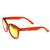 Crazy Frost Frame Mirrored Revo Lens Oversize Sunglasses 8946                           | zeroUV